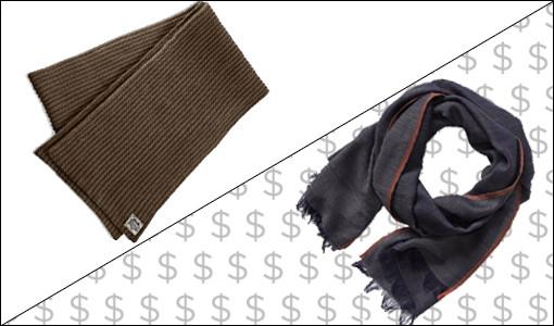 How To Wear A Scarf — Like a Man, Man carhartt armani