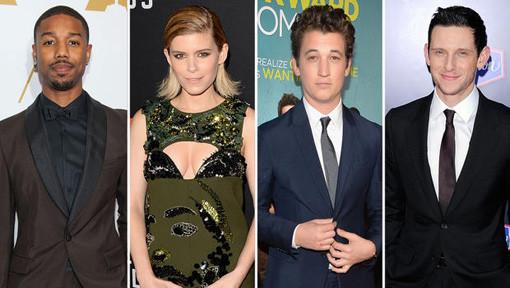 fantastic four reboot cast