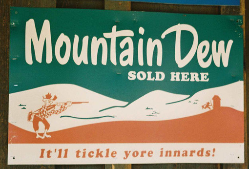 7 Things You Didn't Know About Moonshine Mountain Dew
