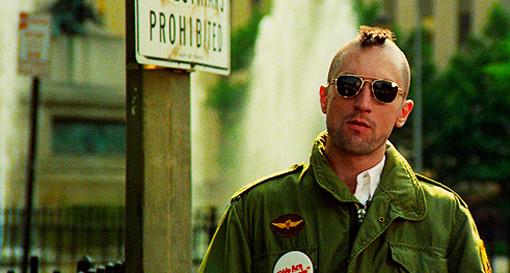 impressive movie haircuts robert de niro taxi driver