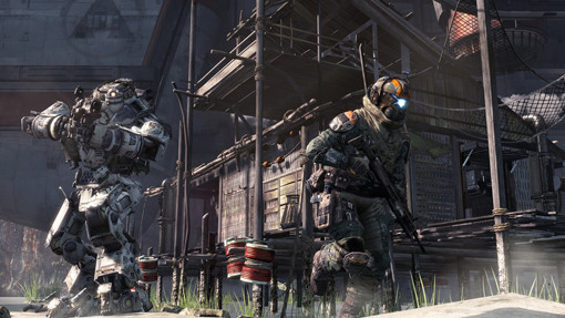 titan fall video games march
