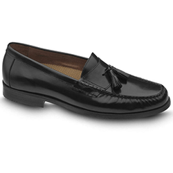 cool men's dress shoes less than $100 penny loafers