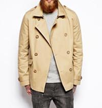 trench coat spring jackets for men