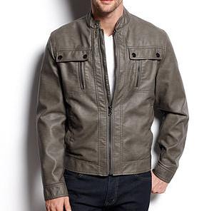 leather spring jackets for men