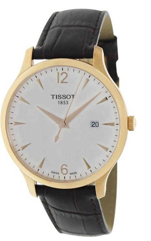 tissot traditional men's watch