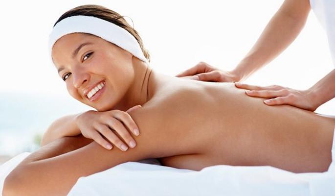 best way to massage a woman