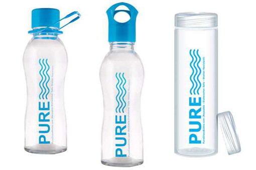 pure glass bottles
