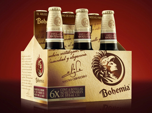 bohemia mexican beer