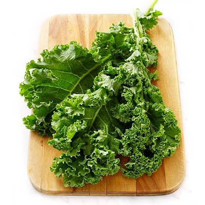 feel full without eating more kale