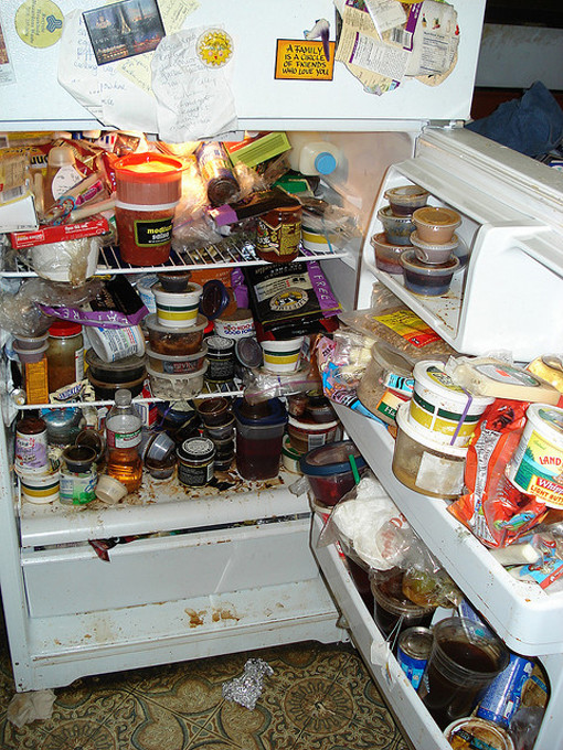 Tips For Keeping Your Refrigerator Organized