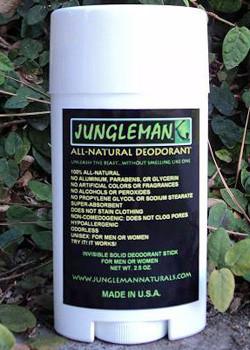 The Best Natural Deodorants For Men Jungleman
