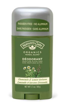 best natural deodorants for men nature's gate