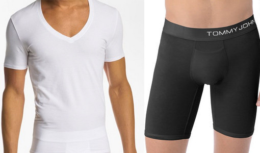 Tommy John Cool Cotton Stretch gear
