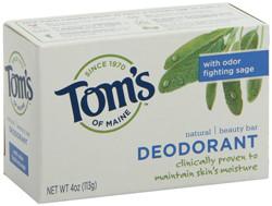 best natural deodorant for men tom's of maine deodorant bar