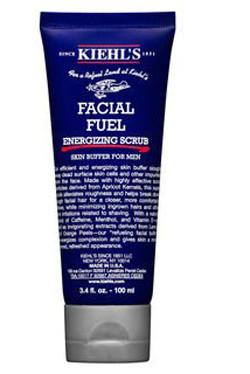 fall skin tips for men kiehl's facial fuel