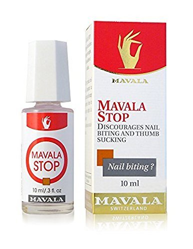 malva stop biting nails