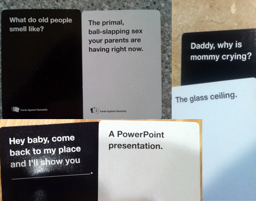 board games that aren't lame cards against humanity