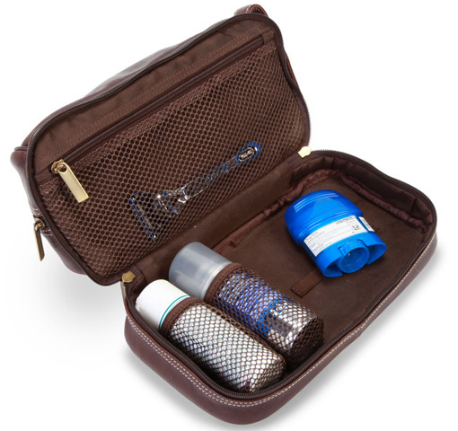 grooming travel kits for men dopp bag