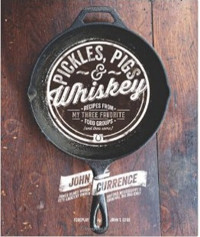 best cookbooks for men whiskey and pigs