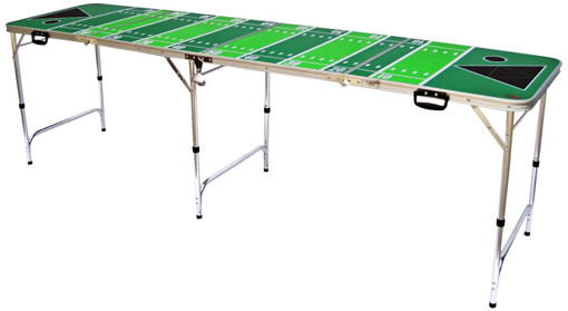 cool beer pong tables for guys red cup pong football