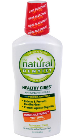 the natural dentist anti gingivitis rinse best natural mouthwash for men