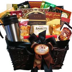 gift basket for her christmas