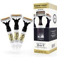 travel razor grooming for men