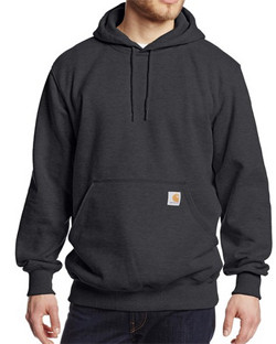 Carhartt Men's Rain Hooded Sweatshirt