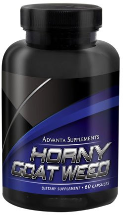 horny goat weed for ed