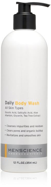 menscience body wash