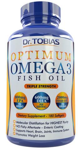 fish oil supplement dr tobias