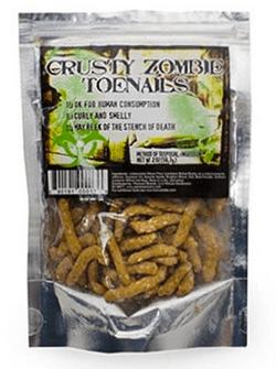 crusty zombie toenails