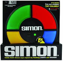 Simon games