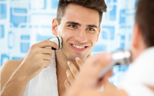 wet versus dry shave