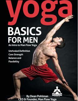 yoga book for men beginners