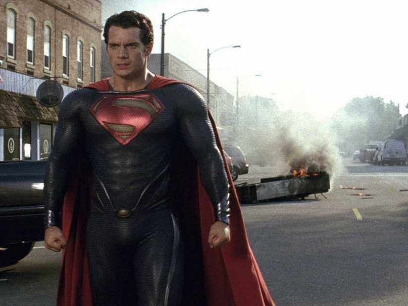 superman alien ufo