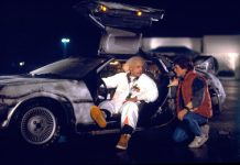 back to the future facts delorean