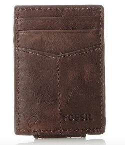 fossil mens wallet