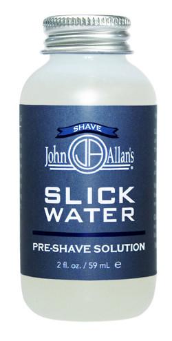 john allans slick water