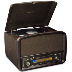 home stereo record player