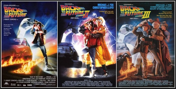 bttf posters series