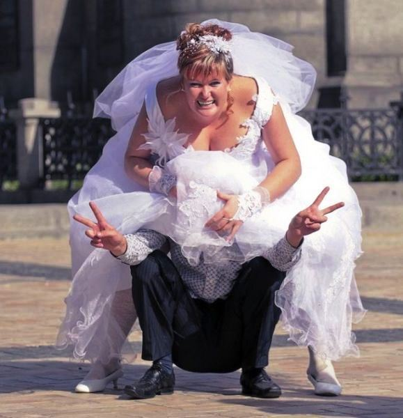 41 Of The Worst Wedding Photos Ever Taken - Page 32 of 41 - Modern Man