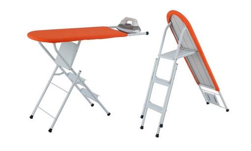 The Ironing Ladder