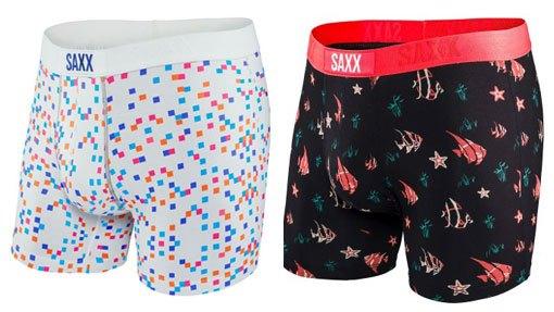 saxx boxers for men