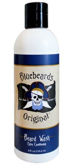bluebeard beard wash for men