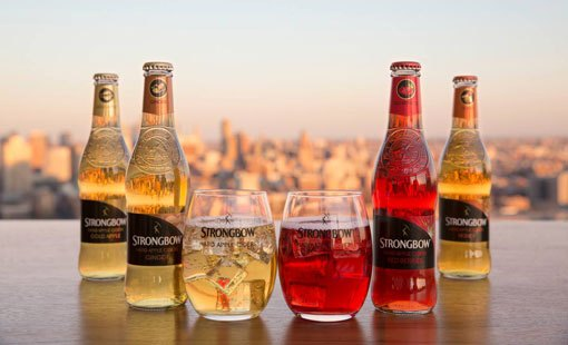 strongbow hard cider cocktails