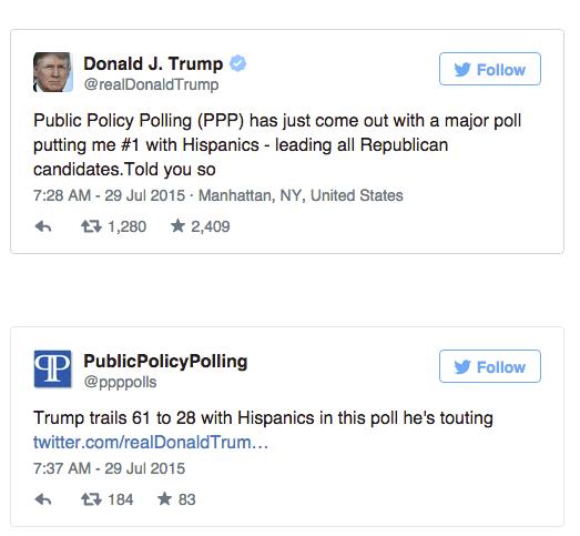 dumb trump quotes latino voters
