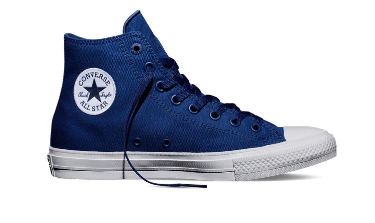 converse chuck taylor ii blue