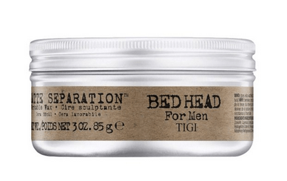 hair wax bed head