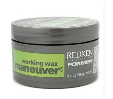 redken for men hair wax for men